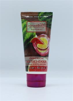 Bath & Body Works Nourishing Hand Cream Watermelon Lemonade