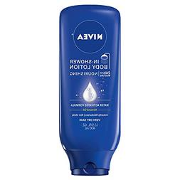 NIVEA Nourishing In-Shower Body Lotion - Non-Sticky For Dry