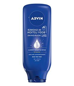 NIVEA In-Shower Body Lotion Nourishing 13.5 oz