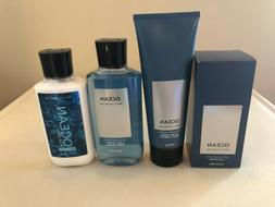 Bath & Body Works Ocean Collection For Men Body Lotion Cream