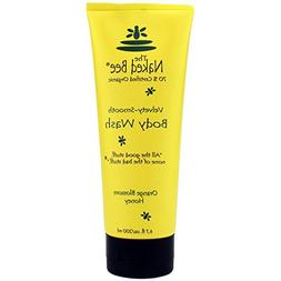 The Naked Bee - Orange Blossom Honey Body Wash 6.7 oz