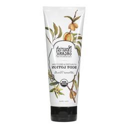 Nourish Organic Body Lotion Almond Vanilla - 8 Fl Oz
