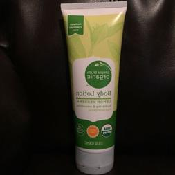 Simple Truth Organic Body Lotion Lemon Verbena Hypoallergeni
