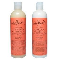 Shea Moisture Organic Coconut & Hibiscus Shea Butter Wash &