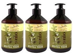 Difeel Organic Olive Essential Nutrients Body Lotion 16oz /