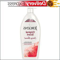 Jergens Original Scent Dry Skin Moisturizer, 32 Ounce Body L