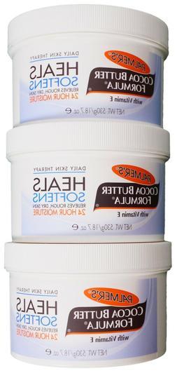 Palmer's Cocoa Butter Vitamin E Daily Body Lotion Cream 18.7