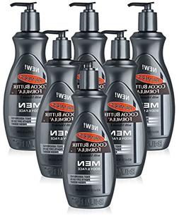 6x Palmers Cocoa Butter Formula Lotion Body & Face MEN Dry S