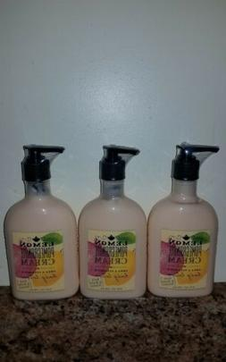 Bath and Body Works Peach Honey Almond Body Lotion 8 Ounce F