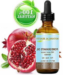 Botanical Beauty Pomegranate Oil -100% Pure / 100% Natural.