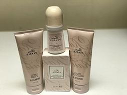 Rare Pearls Body Lotion Shower Gel Roll-On and Perfume