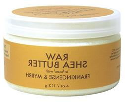 Shea Moisture Raw Shea Butter infused w/ Frankincense & Myrr