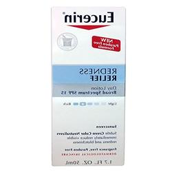 Eucerin Redness Relief Daily Perfecting Lotion, SPF 15 1.7 o