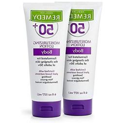 remedy lotions 50 daily moisturizing body lotion