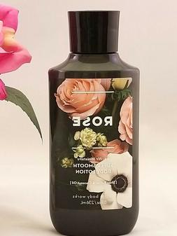 Bath and Body Works ROSE Super Smooth Body Lotion 8 Fluid Ou