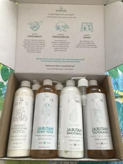 Puracy Shampoo,Conditioner, Body Wash, Lotion Full Size&Trav