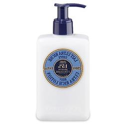 L'Occitane Shea Butter Body Lotion, 8.4 fl. oz.