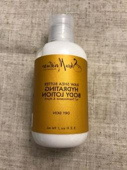 Shea Moisture Shea Butter Hydrating Body Lotion Frankincense
