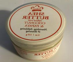 Nubian Heritage Shea Butter Lotion infused with Coconut and
