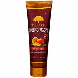 Tree Hut Shea Moisturizing Body Lotion Tropical Mango, 9oz,