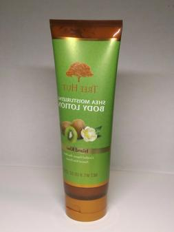 Tree Hut Shea Moisturizing Body Lotion, Island Kiwi, 9 oz