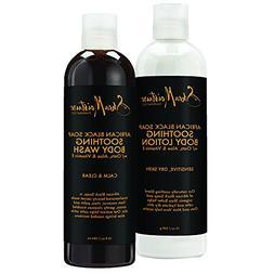 SheaMoisture African Black Soap Bath & Body Pack | Body Wash