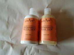 SheaMoisture Coconut & Hibiscus Body Wash & Lotion Holiday S