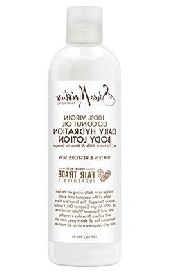 SheaMoisture 100% Virgin Coconut Oil Daily Hydration Body Lo