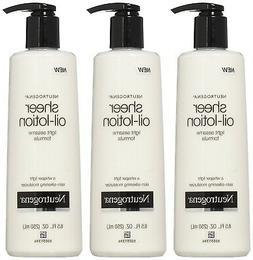 Neutrogena Sheer Oil-Lotion, Skin-Silkening Moisturizer, 8.5