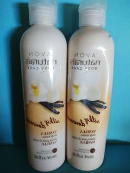 Avon Naturals Silky Vanilla Body Lotion
