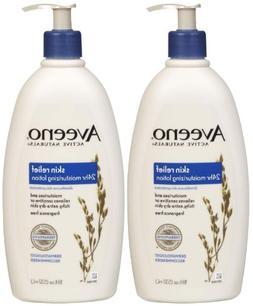 Aveeno Skin Relief Moisturizing Lotion - Fragrance Free - 18