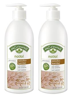 Nature's Gate Skin Therapy Colloidal Oatmeal for Itchy, Dry,