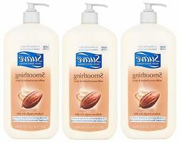 Suave Smoothing with Cocoa Butter and Shea Body Lotion, 32 o