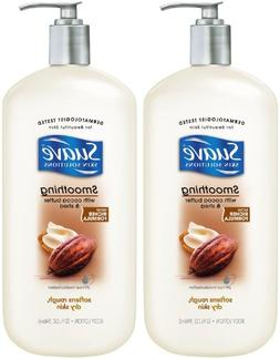 Suave Smoothing Body Lotion - 32 oz - 2 pk