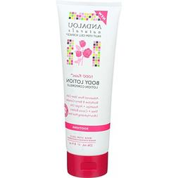 4 Pack of Andalou Naturals Soothing Body Lotion - 1000 Roses