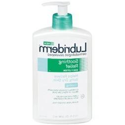 Lubriderm Soothing Relief Daily Lotion 400 ML by Lubriderm