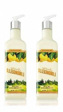 Bath and Body Works Sparkling Limoncello Luxury Hand Lotion