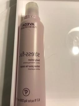 Aveda Stress Fix Body Lotion Relieving Aroma - 6.7 oz -FAST