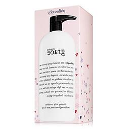 Philosophy Sunshine Grace Firming Body Emulsion Lotion, 32 O