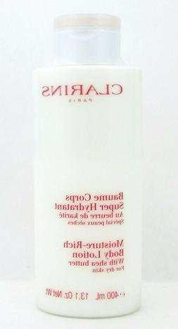 Clarins Super Size Moisture Rich Body Lotion