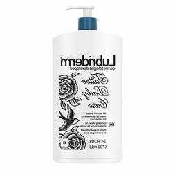 Lubriderm Tattoo Daily Care Water-Based Lotion, Non-Greasy &