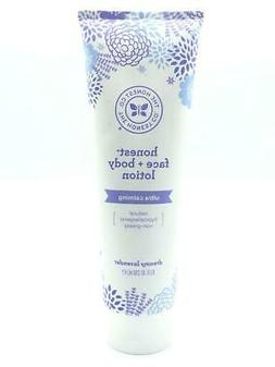 The Honest Co Face Body Lotion Ultra Calming Dreamy Lavender