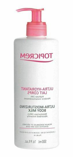 TOPICREM Ultra Moisturizing Body Milk, 500ml