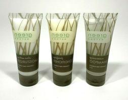 GREEN NATURA Travel Size Set - Shampoo, Conditioner, Moistur