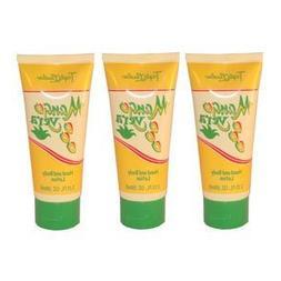 Triple Lanolin 3 - Pack 2.25 Fl. Oz. Tubes Mango Vera Hand &