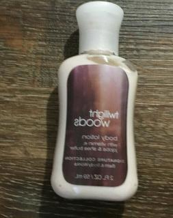 twilight woods body lotion bath and body
