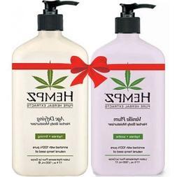 Hempz Vanilla Plum Herbal Body Moisturizer  and Age Defying