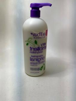 Alba Botanica Very Emollient Body Lotion Unscented Original