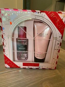 Victoria's Secret Gift Set 2 Piece Noir Tease Lotion Body Mi