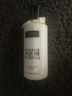 Victoria's Secret Hydrating Body Lotion Cotton Moisture Comp